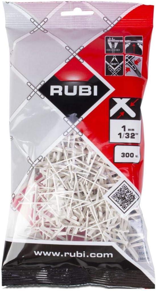 Rubi Fliesenkreuze 1 mm Fuge Fliesenabstandshalter Fugenkreuze Abstandshalter