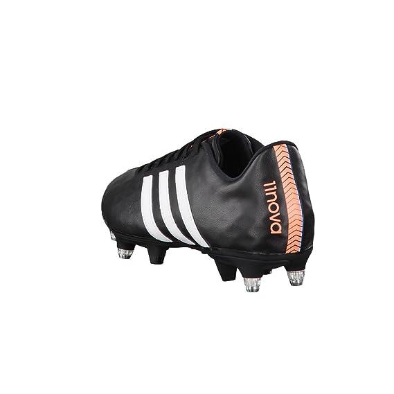 adidas zapatillas de fútbol 11nova SG negro core black/ftwr white/flash orange s15 Talla:40 eqenS3