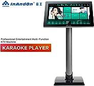 Karaoke Player Machine, InAndOn X5 New Gen One-piece Type Professional Entertainment Multi Function KTV Karaoke Machine with