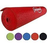 Fitness Exercise Yoga Mat 190 x 100 x 0.5 cm DIFFERENT COLOURS