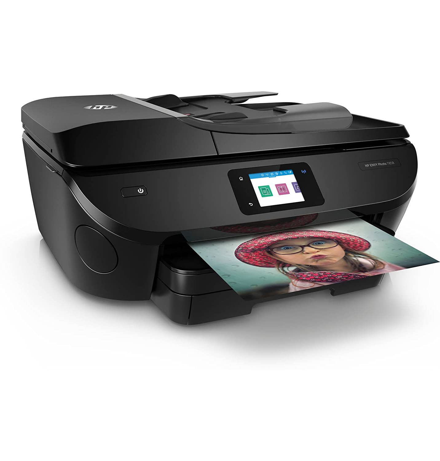 Amazoncom Hp Envy Photo 7858 All In One Inkjet Photo Printer With