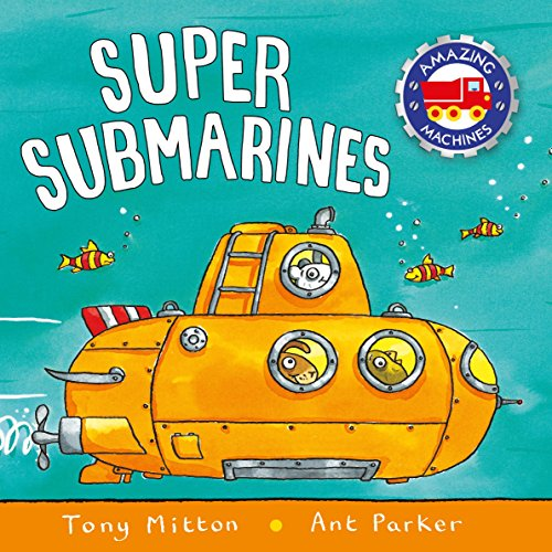 Super Submarines (Amazing Machines) 5 Ballast