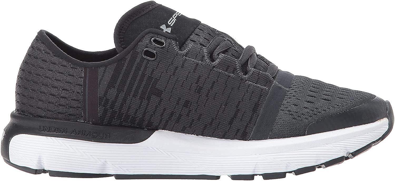 Under Armour Speedform Gemini 3 - Zapatillas de Running para Mujer, Color Gris, Color Negro, Talla 40.5 EU: Amazon.es: Zapatos y complementos