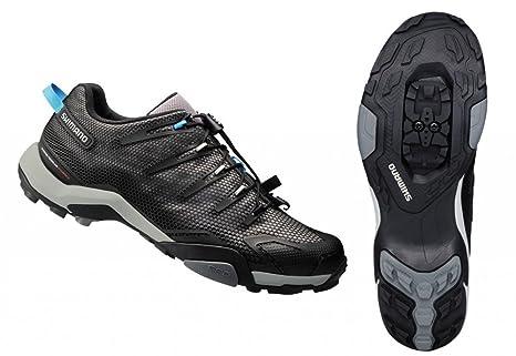 Zapatillas MTB Shimano SPD SH-MT 44 L T. 37 negro
