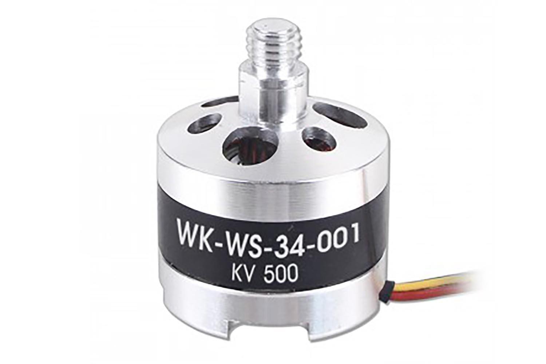 XciteRC Brushless Motor Anticlockwise H500 (WK White 8 – 001)