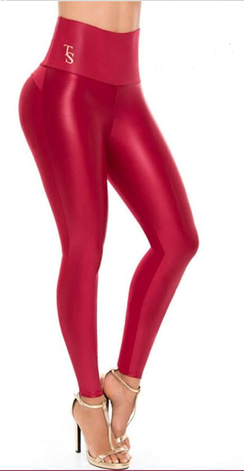 Colombian Butt Lifting Leggings RED 883