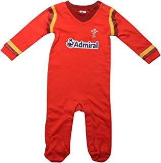 Wales WRU 2016/17Bambini Rugby pigiama Wales Rugby