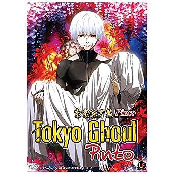 Amazon com: Tokyo Ghoul Pinto DVD Japan Japanese Anime