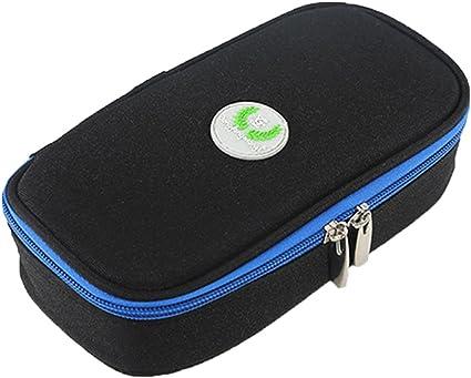 Binglinghua - Funda para bolígrafo de insulina, bolsa de refrigeración, bolsillo diabético, bolsa de refrigeración: Amazon.es: Oficina y papelería