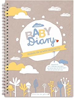 A Simple Book Of Firsts Little Love von Lucy Liebling Lucy Darling Babys erstes Jahr Memory Book