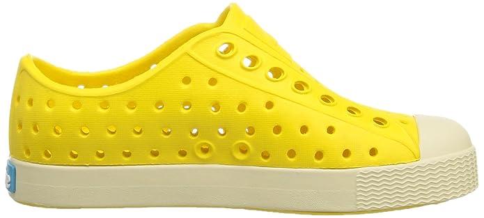 Scarpe Bambino Native Jefferson 13100100 (22 - 7522 Crayon Yellow-Bone White) RTkxzzVNq