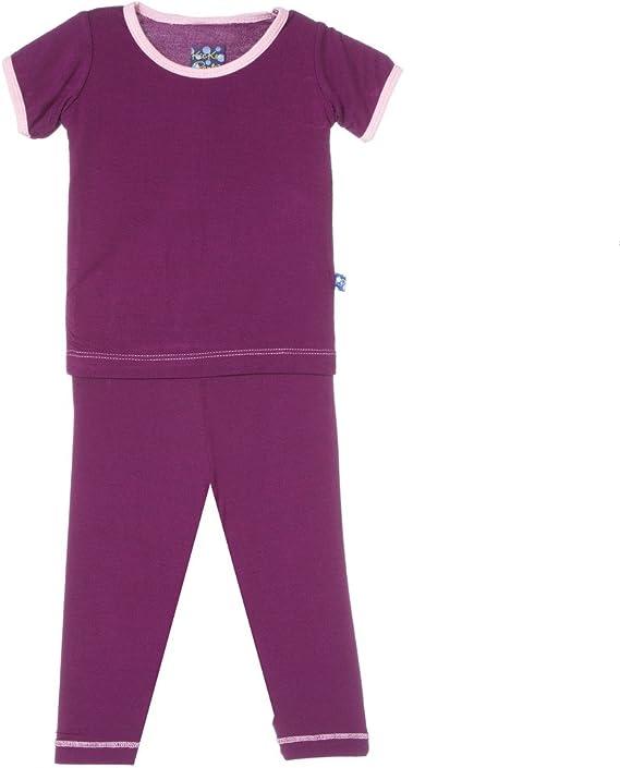 Kickee Pants Girls Print Ruffle Short Prd-kprs385-ppst
