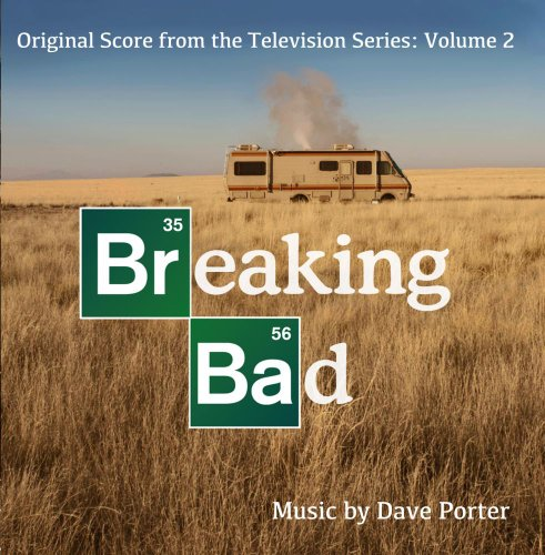 Price comparison product image Breaking Bad: Original Score From The Television Series Volume 2
