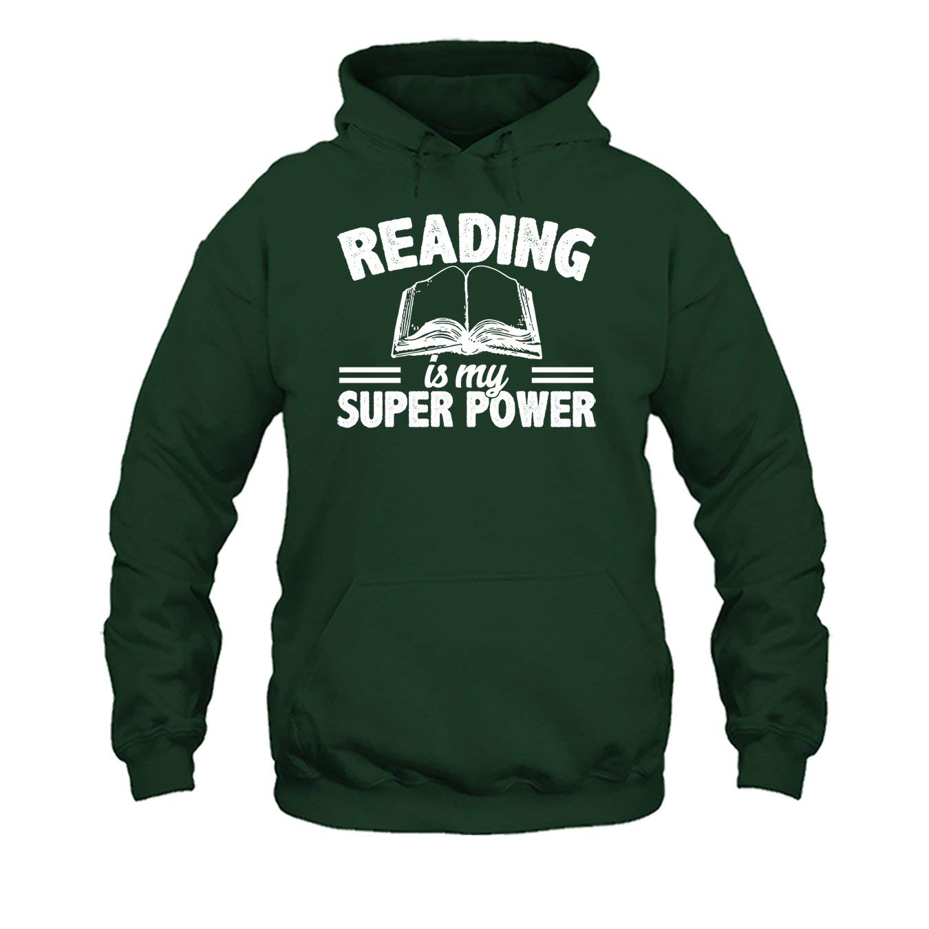 Sweatshirts Tee Shirt Sheep Fly Reading is My Super Power T Shirt