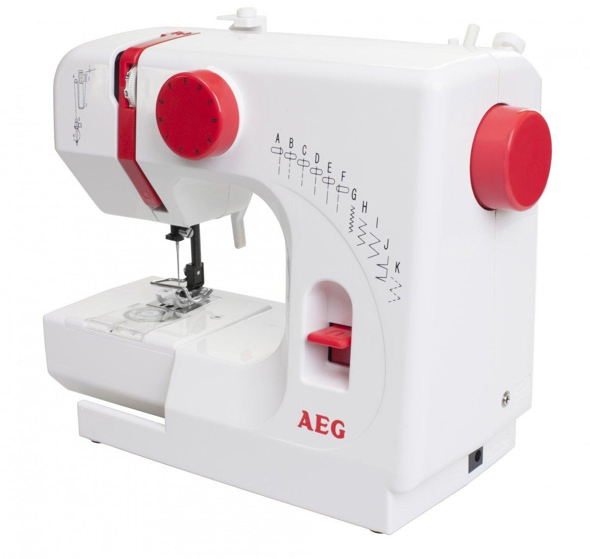 Macchina da cucire mini AEG 100 - Braccio libero 1390372