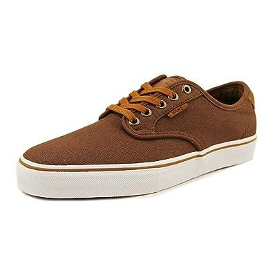 b3e4763121 Vans Chima Ferguson Pro Plaid Potting Soil Men s Classic Skate Shoes Size 7