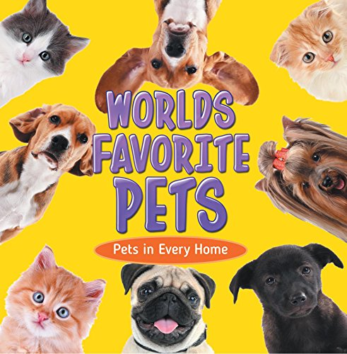 Worlds Favorite Pets Every Childrens ebook