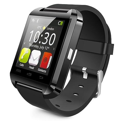 Amazon.com : Benice U8 Smartwatch UWatch Bluetooth Smart ...