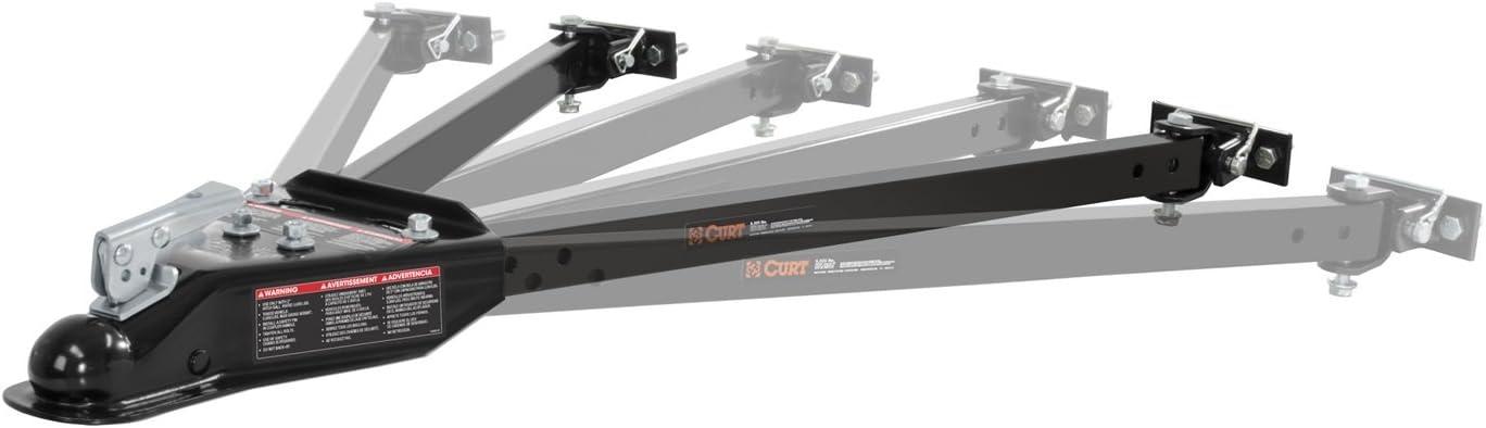 Curt Manufacturing 19745 Adjustable Tow Bar