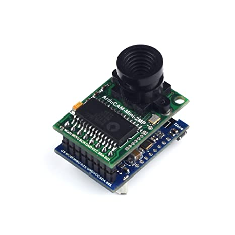 Arducam 2MP Camera Shield V2 Evaluation Kit Included: Amazon in