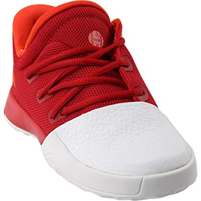 d244c0e6c52e adidas Harden Vol 1 Scarlet White Infant Infant Shoes 5