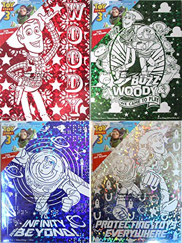 RY Foil Wall Decoration Art Boards (7 1/2