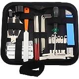 Guitar Tool Kit Repairing Maintenance Tools String Organizer String Action Ruler Gauge Measuring Tool Hex Wrench Set…