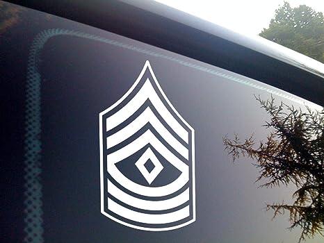 Amazon.com: ViaVInyl US Army Enlisted Rank Insignia ...