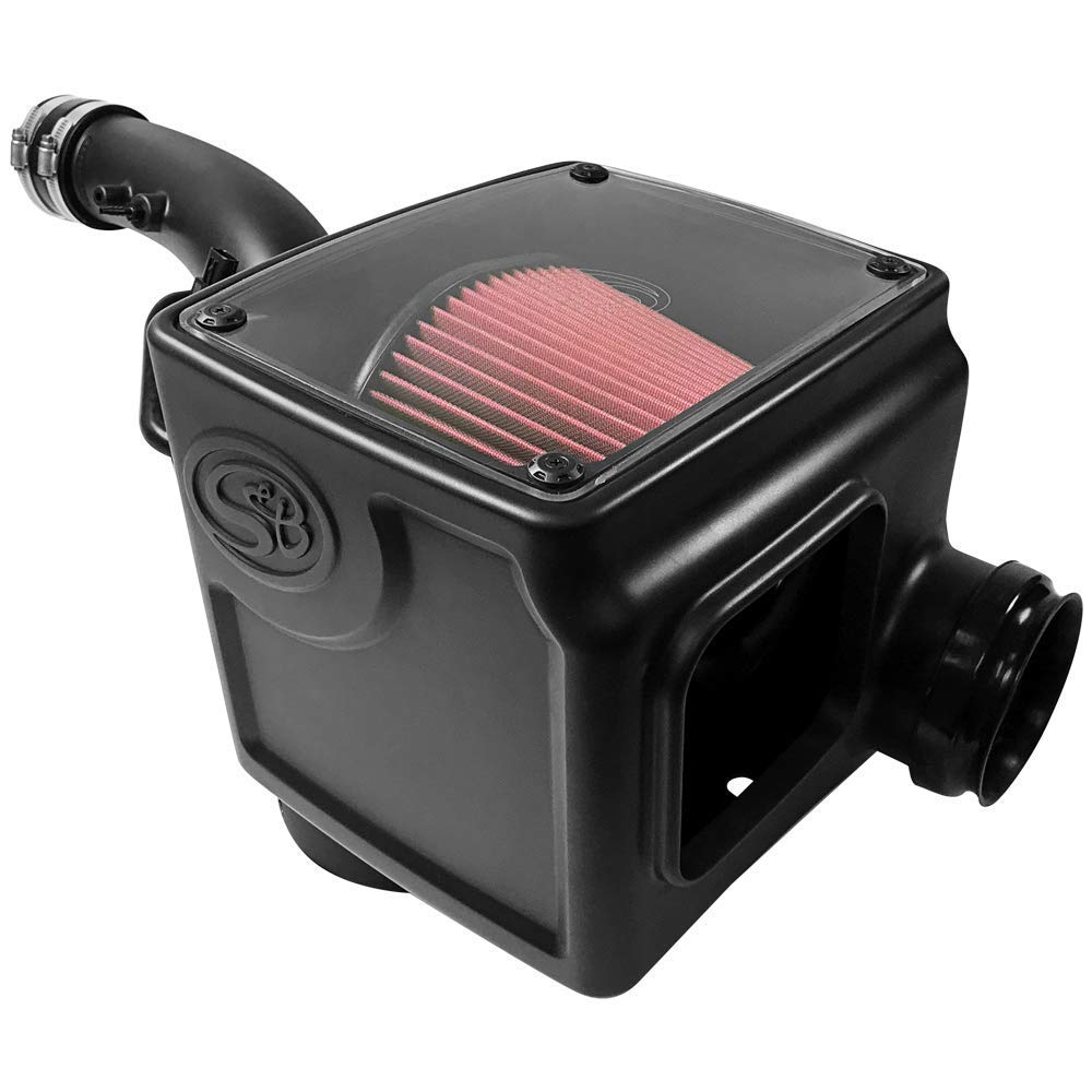 S/&B Filters 75-5115 Cold Air Intake for 2010-2018 Toyota 4Runner FJ Cruiser Cotton Cleanable Filter
