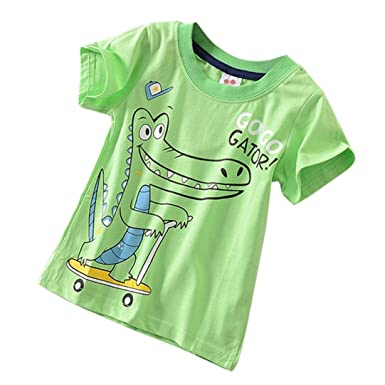 1a3674aaf94d Amazon.com  Pollyhb Baby Boy Girl T-Shirt