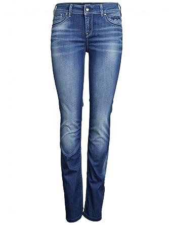 Only Damen Jeans PRINCE REGULAR SK JEANS RIM4818 NOOS medium blue ... 50e282cc27