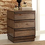 247SHOPATHOME IDF-7623N, nightstand, Oak