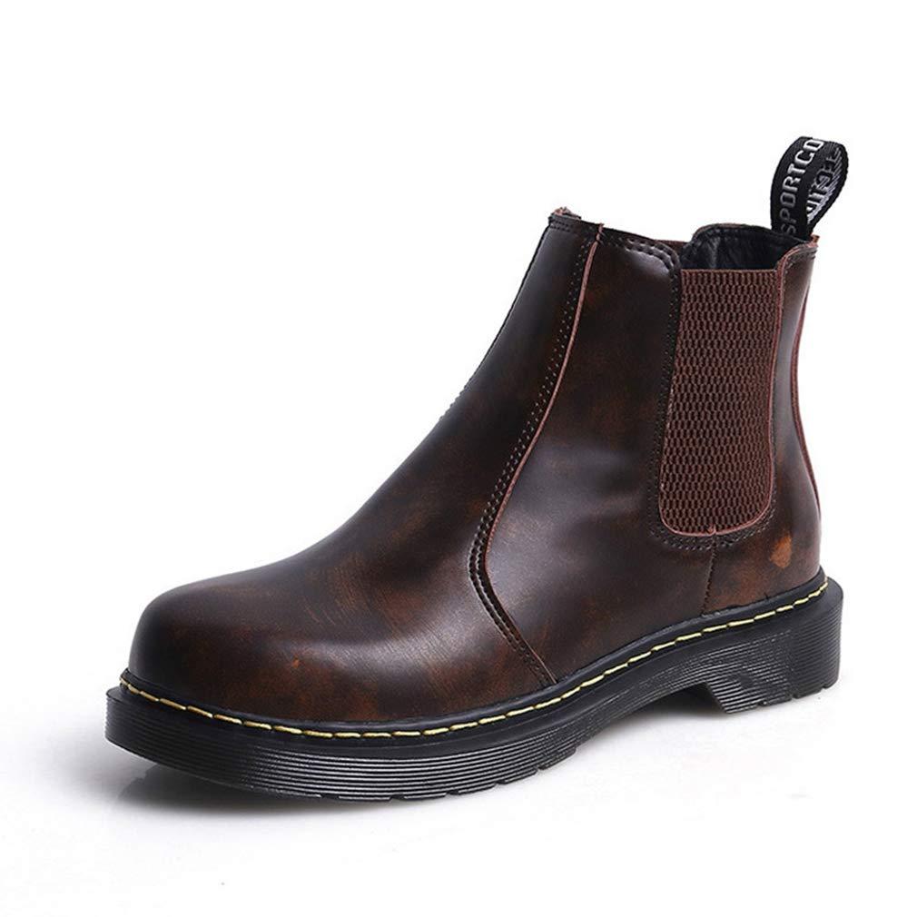 Brown T-JULY Autumn Winter Women's Boots Fashion Footware Fur Warm Ankle Ladies shoes