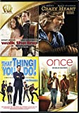 Walk The Line + That Thing You Do + Once + Crazy Heart (Bilingual)