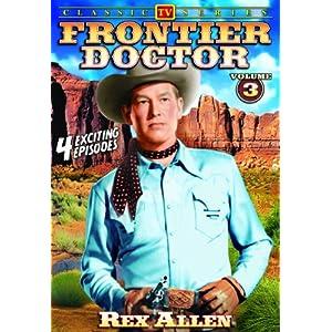 Frontier Doctor, Volume 3 movie