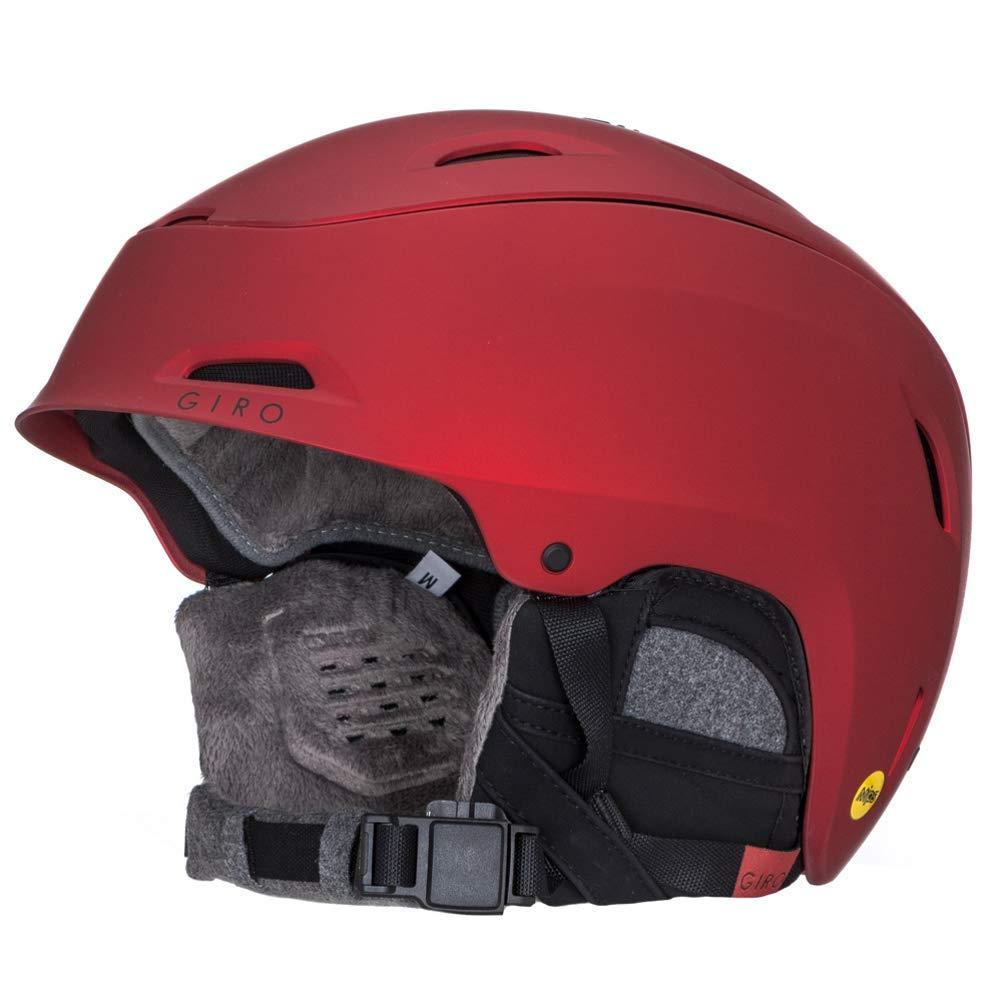 [ジロ] メンズ STELLAR MIPS ステラ ミップス スノーボードヘルメット Matte Scarlet Peak Sサイズ 70939 B07GCHLBZX