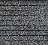 Dollhouse Miniature Roofing Salt & Pepper Square Asphalt Shingles