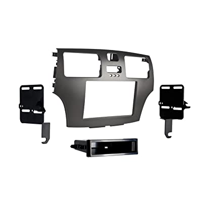 Metra 99-8158G Single or Double DIN Installation Kit for 2002-2006 Lexus ES300 and ES330: Car Electronics
