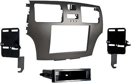 Amazon.com: Metra 99-8158G Single or Double DIN Installation Kit for  2002-2006 Lexus ES300 and ES330: Car ElectronicsAmazon.com