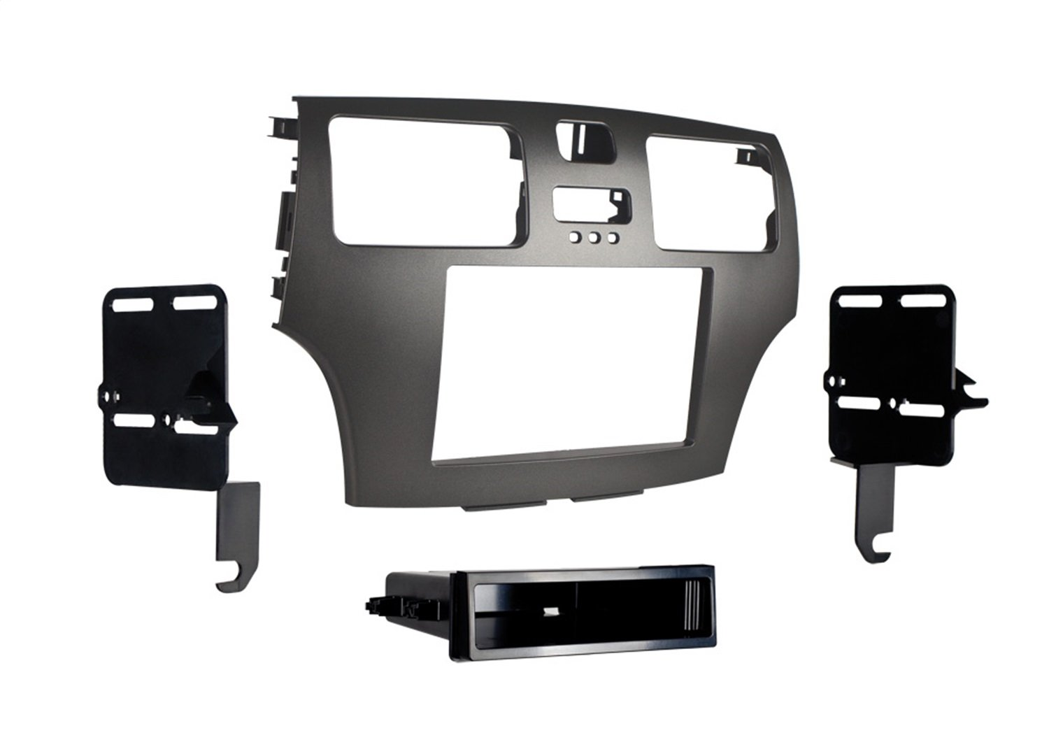 Amazon.com: Metra 99-8158G Single or Double DIN Installation Kit for  2002-2006 Lexus ES300 and ES330: Car Electronics