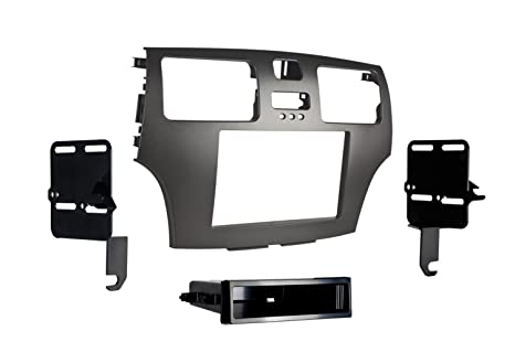 amazon com metra 99 8158g single or double din installation kit for rh amazon com Truck Wiring Harness Wiring Harness Terminals and Connectors