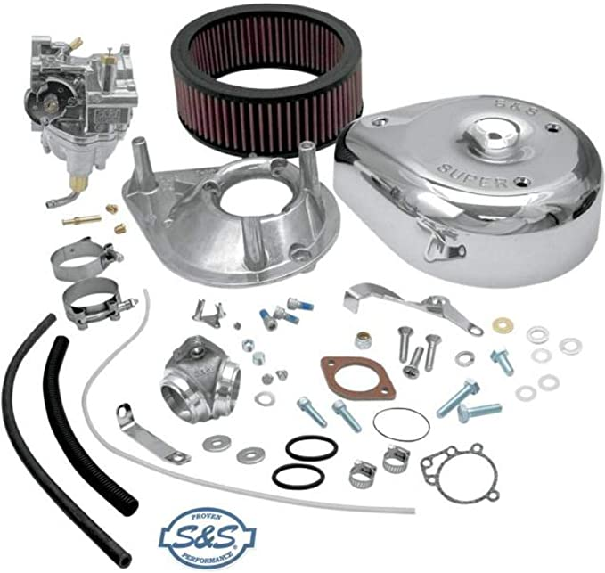 .042in. 24358 Cycle Pro Main Jets for S and S Carbs
