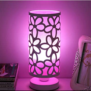 SED Lámpara de Mesa: Personalidad Creativa y Color Moderno Lámpara ...