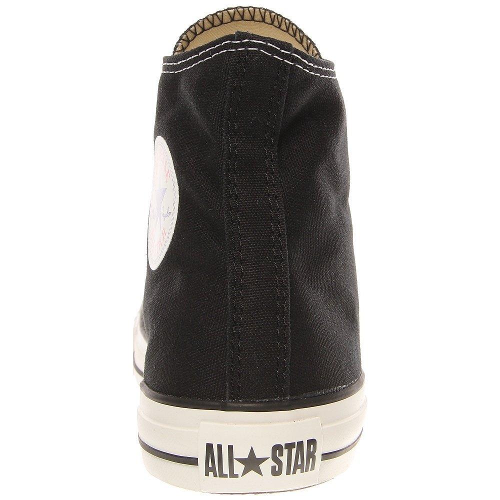 Donna Converse All Star Hi Alto Top Chuck Taylor Chucks Scarpe da ginnastica - Argento - 37.5