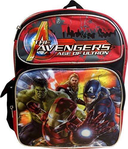 marvel avengers school bag - 2