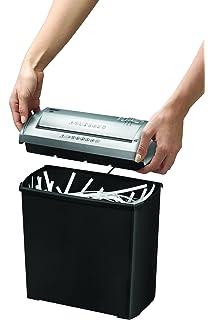 Fellowes Tristo 2S - Destructora trituradora de papel, corte en tiras, 5 hojas,