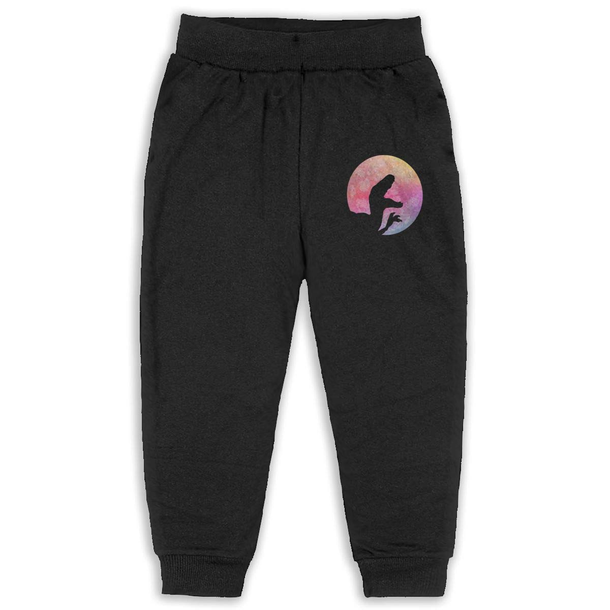 Child T-Rex Moon Unisex 2-6T Autumn and Winter Cotton Fashion Pants