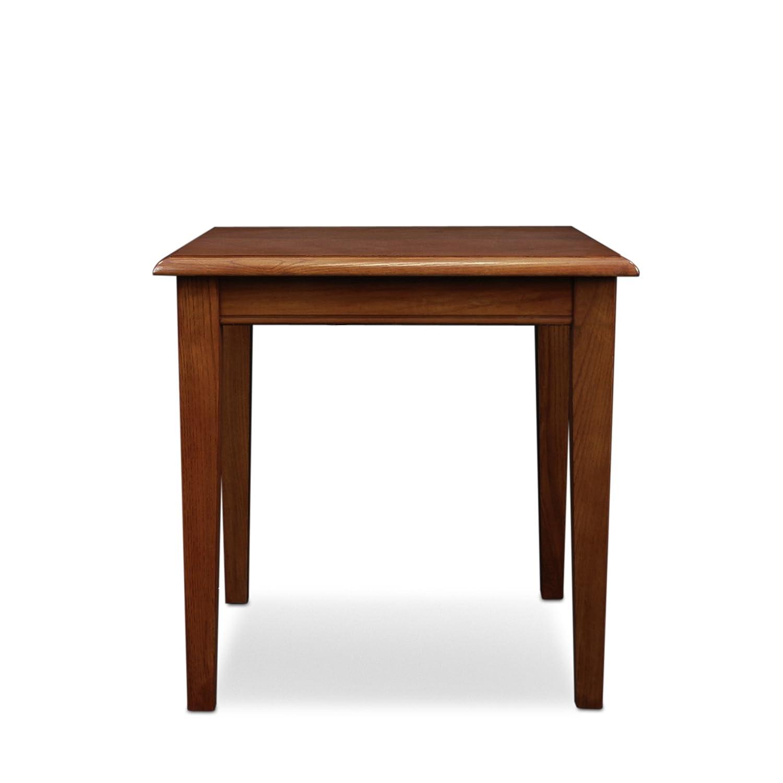 Amazon Leick Furniture Stacking Set Medium Oak Kitchen & Dining