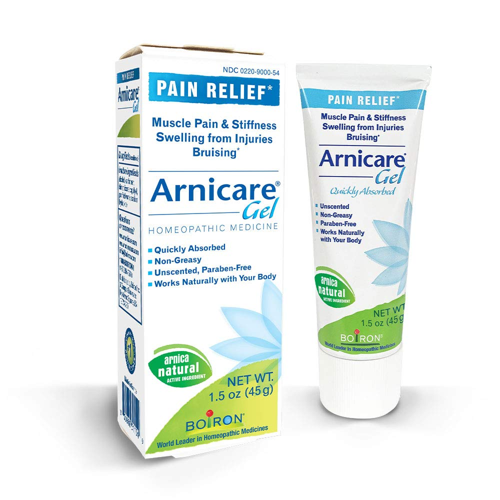 Boiron Arnicare Gel Topical Pain Relief Gel, 1.5 Ounce (Pack of 1)