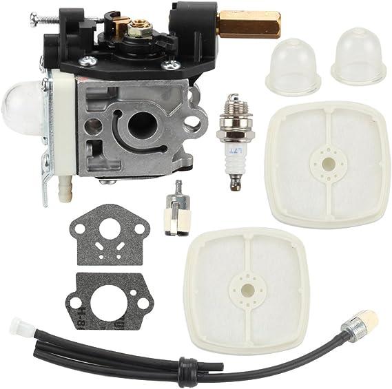Savior 5pcs Carburetor RB-K75 for Echo GT-200 GT-200I GT-200R GT-201I GT-201R HC-150 HC-150I HC-151 HC-151I PE-200 PE-201 SHC-210 SHC-211 Carb Brushcutter Hedge Trimmer